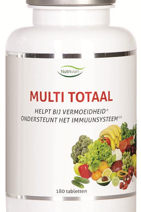 Nutrivian Multi Totaal 30 caps