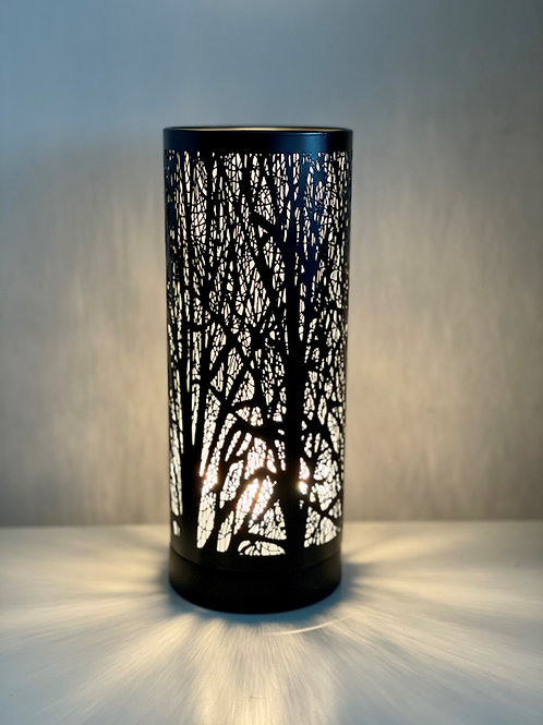 Tree Silhouette Touch Sensitive Aroma Lamp