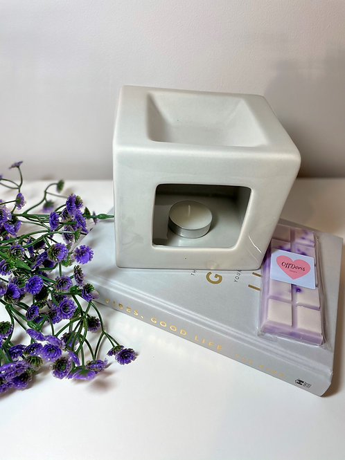 Large Cubic Ceramic Wax Melter