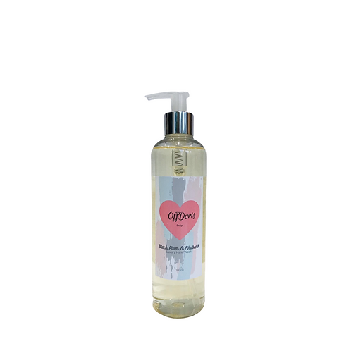 Black Plum & Rhubarb Luxury Hand Wash