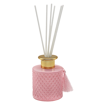 Peony & Blush Suede Pink Studded Diffuser