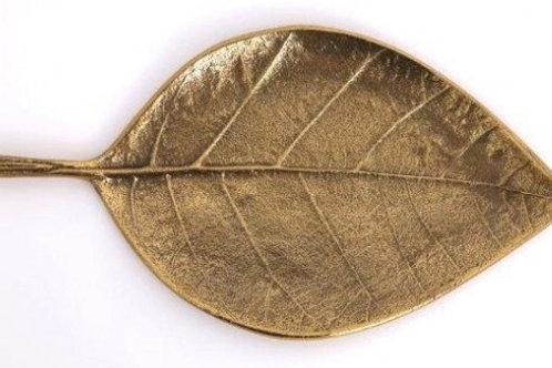 Vintage Gold Leaf Decoration