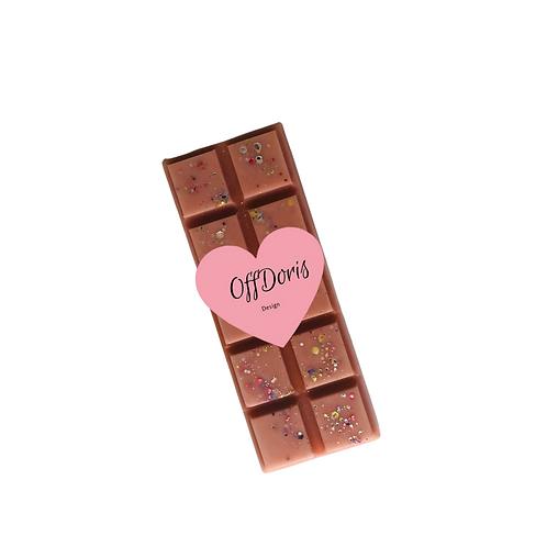 Spiced Chocolate Macaroon