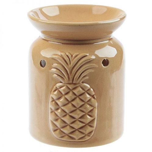 Pineapple Motif Ceramic Oil Burner