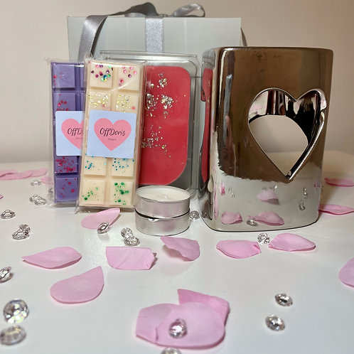 LIMITED EDITION Heart Shaped Gift Set