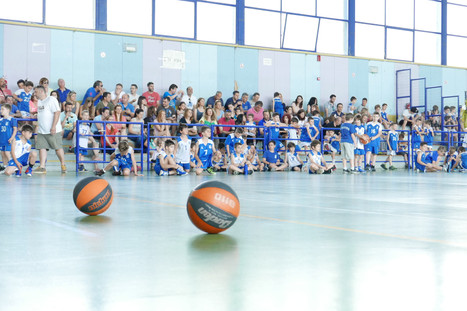 2o All Star Day Τμήματος Basket!!