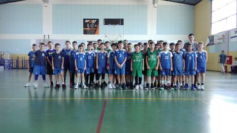 Παιχνίδι, διασκέδαση και πολύ Basket για τα ΠΡΟΜΙΝΙ και JUNIOR του Συλλόγου!!
