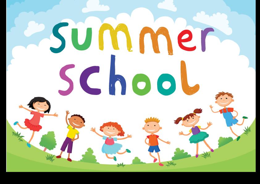Summer School Week 1 - 3rd Aug