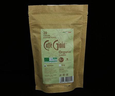 Caffè Gioia Kaffeepads Bio & Fairtrade classico (20 Pads Beutel)