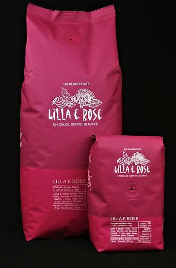 Blasercafé Lilla E Rose