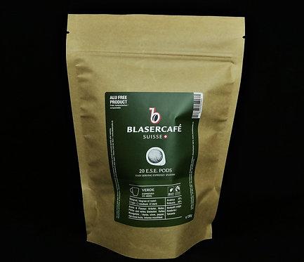 Blasercafé Verde Bio Fairtrade (20 Pads Beutel)