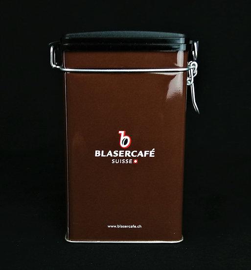 Blasercafé hermetische Kaffeedose