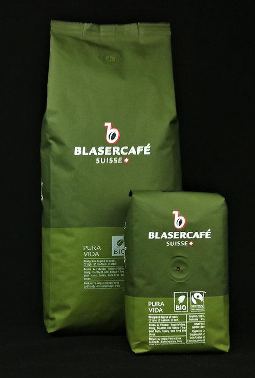 Blasercafé Pura Vida Bio Fairtrade