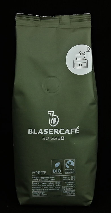 Blasercafé Forte Bio Fairtrade