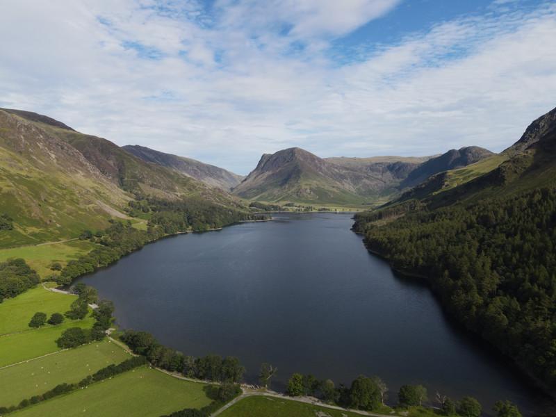 The Beautiful Lake District