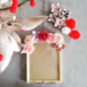 cadre fleurs rouge.jpg