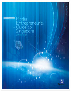 Media and IDM entrepreneurship in Singapore