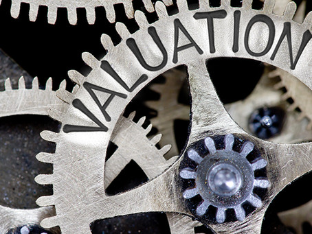Valuation – what is the company worth?
