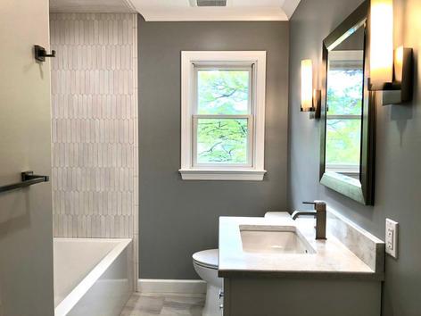 Bathrooms New & Renovations