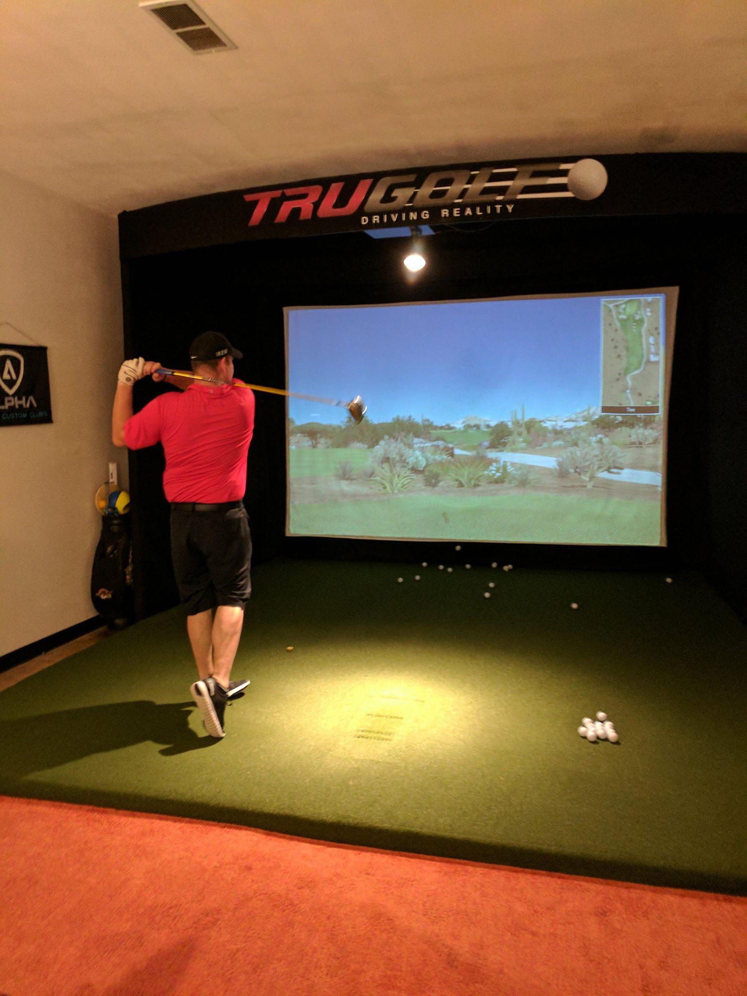 Simulator Indoor League