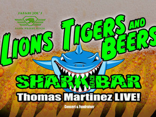 Lions, Tigers, and BEERS!