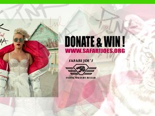 Donate & WIN!