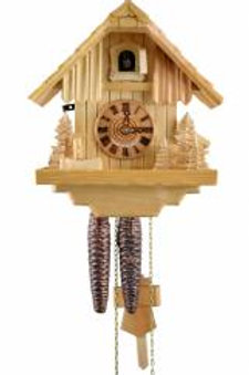 ONE DAY Cuckoo Clock Little Black Forest House