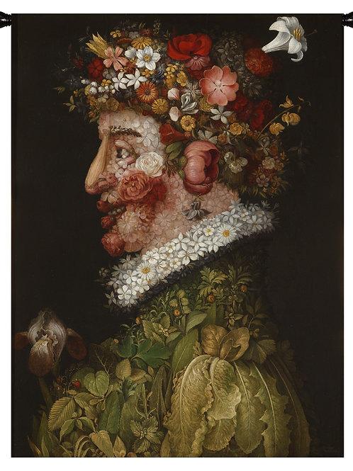 Printemps Lente Spring European Tapestry #12504