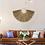 Thumbnail: Rustic Wall Hanging Boho Woven Home Decor Wall Pediment