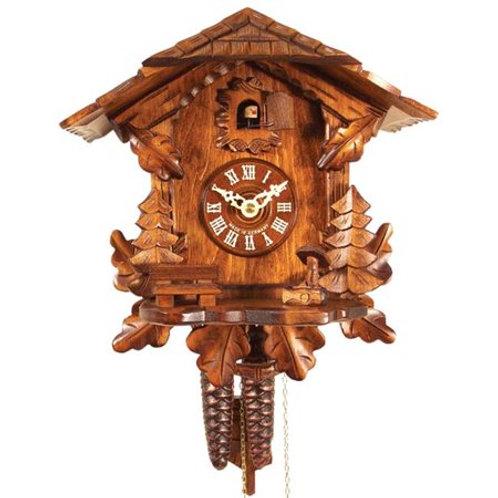 Engstler Weight-driven Cuckoo Clock - Full Size