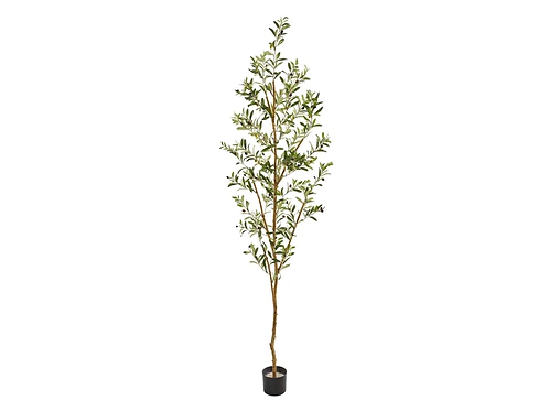 """82"""" Artificial Olive Tree"""