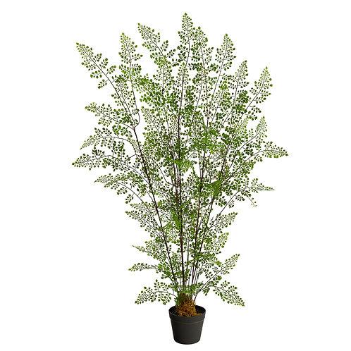 4' Ruffle Fern Artificial Tree - T2728