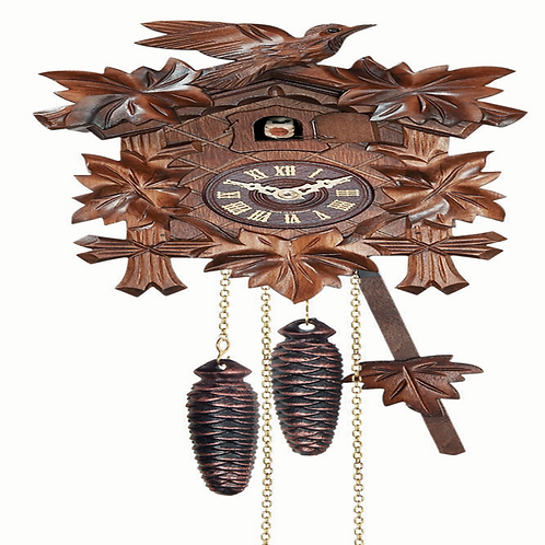 12 Melody Quartz Movement Cuckoo Clock #11-09QM