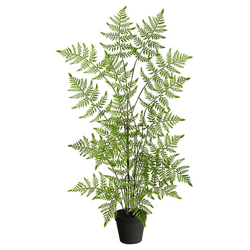 2.5' Ruffle Fern Artificial Tree SKU2727