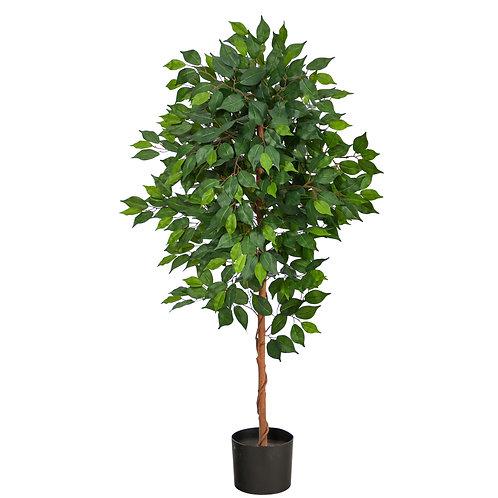4' Ficus Artificial Tree