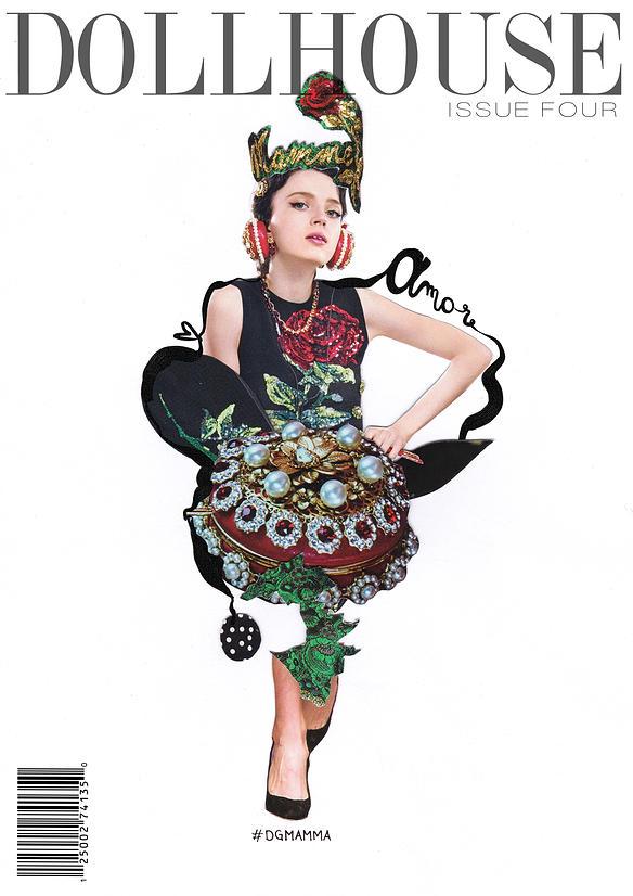 Dollhouse Magazine Cover