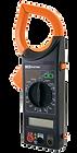 измерительные приборы, мультиметр, клещи