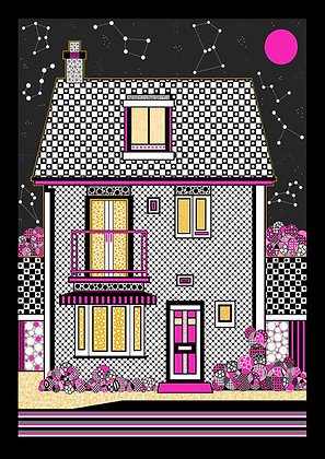House in Pink