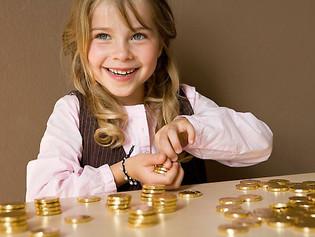 Gyermekpénzügyek