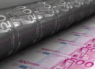 9. Hazugság: A körforgásban lévő pénz érmék verésével és bankjegyek nyomtatásával keletkezik