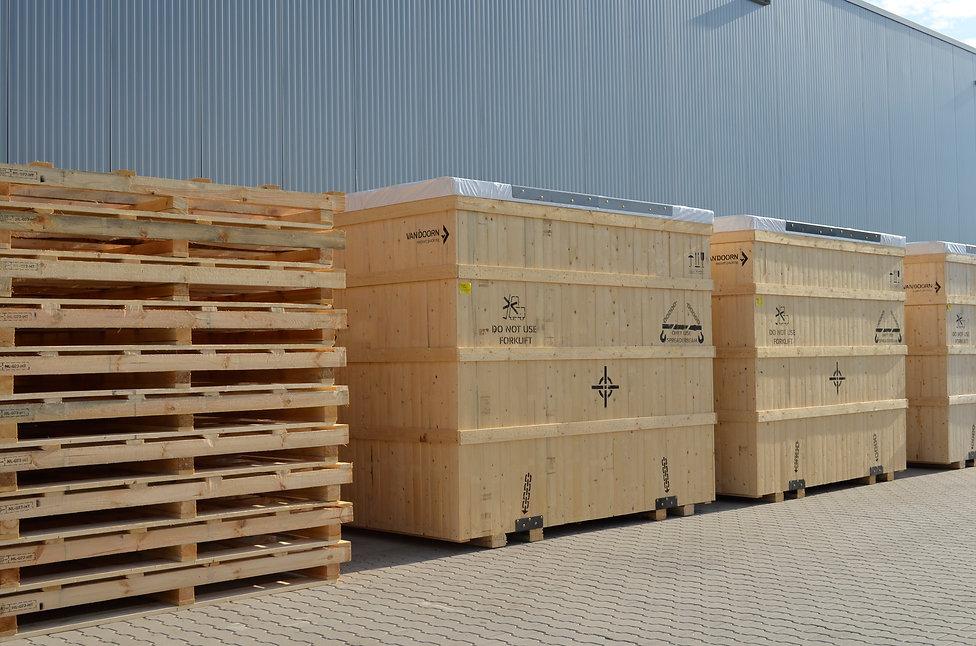 vloeren en kisten | www.exportpacking.nl