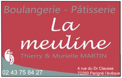 Boulagerie La Meuline