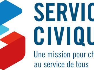 Recherche Service Civique 2018-2019