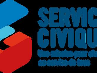 Recherche Service Civique !