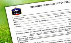 Demande de licence 2021-2022
