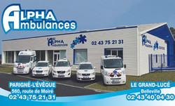 Alpha ambulance