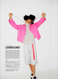 OUTSTANDING magazine
