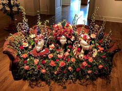 Art in Bloom - Queen of Arts