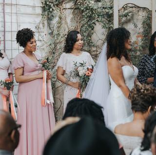 Ceremony at Race+Religious