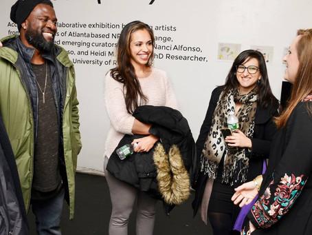 NYC Exhibition Success